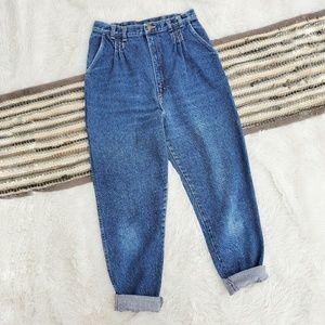 Vintage High Waist Congo Trader Mom Jeans